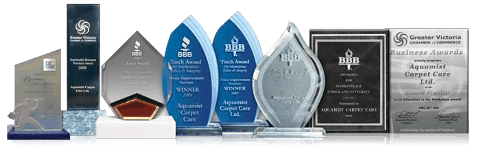Aquamist Awards